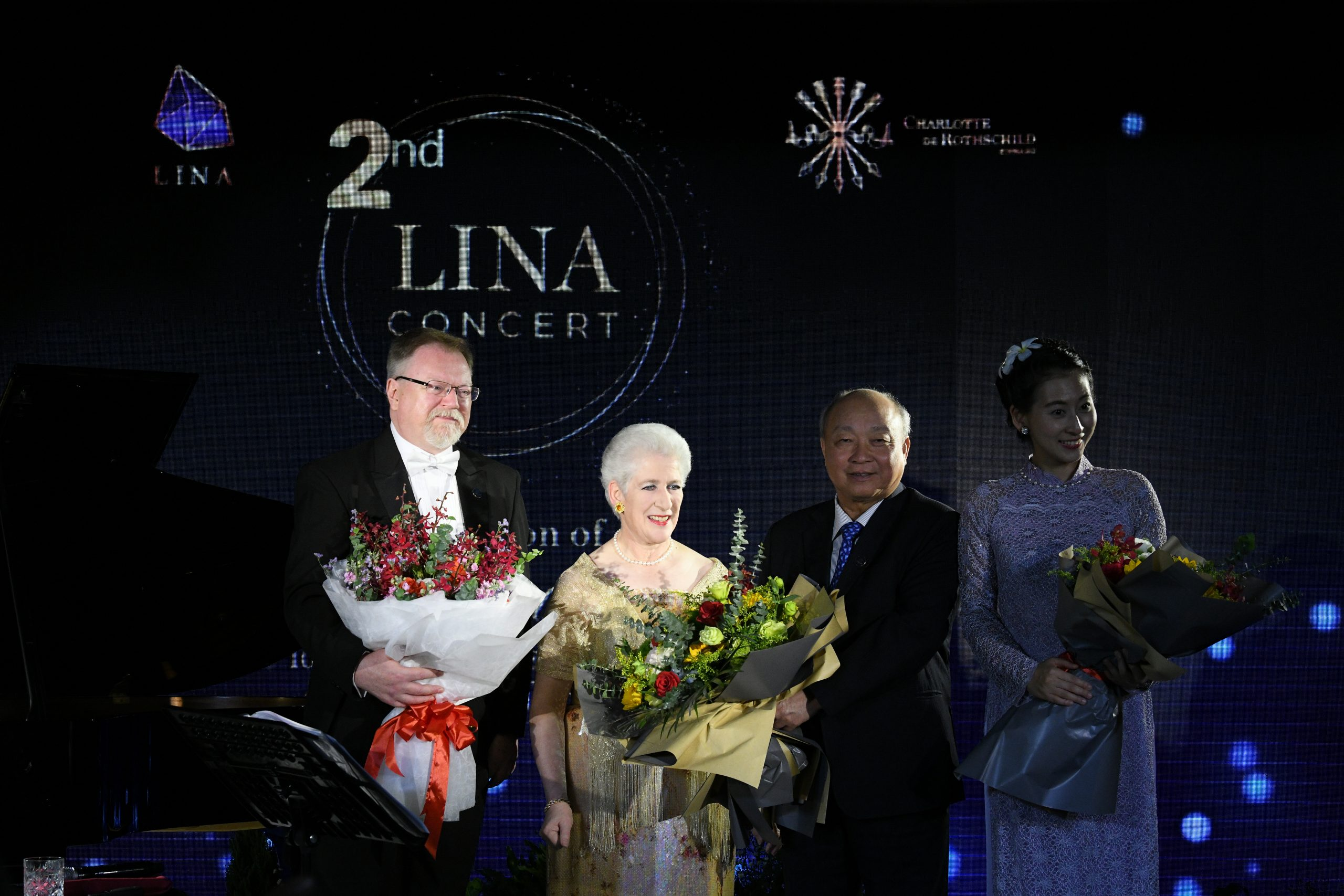 Lina 2nd Concert: Passion of Rothschild 2019 in Thailand