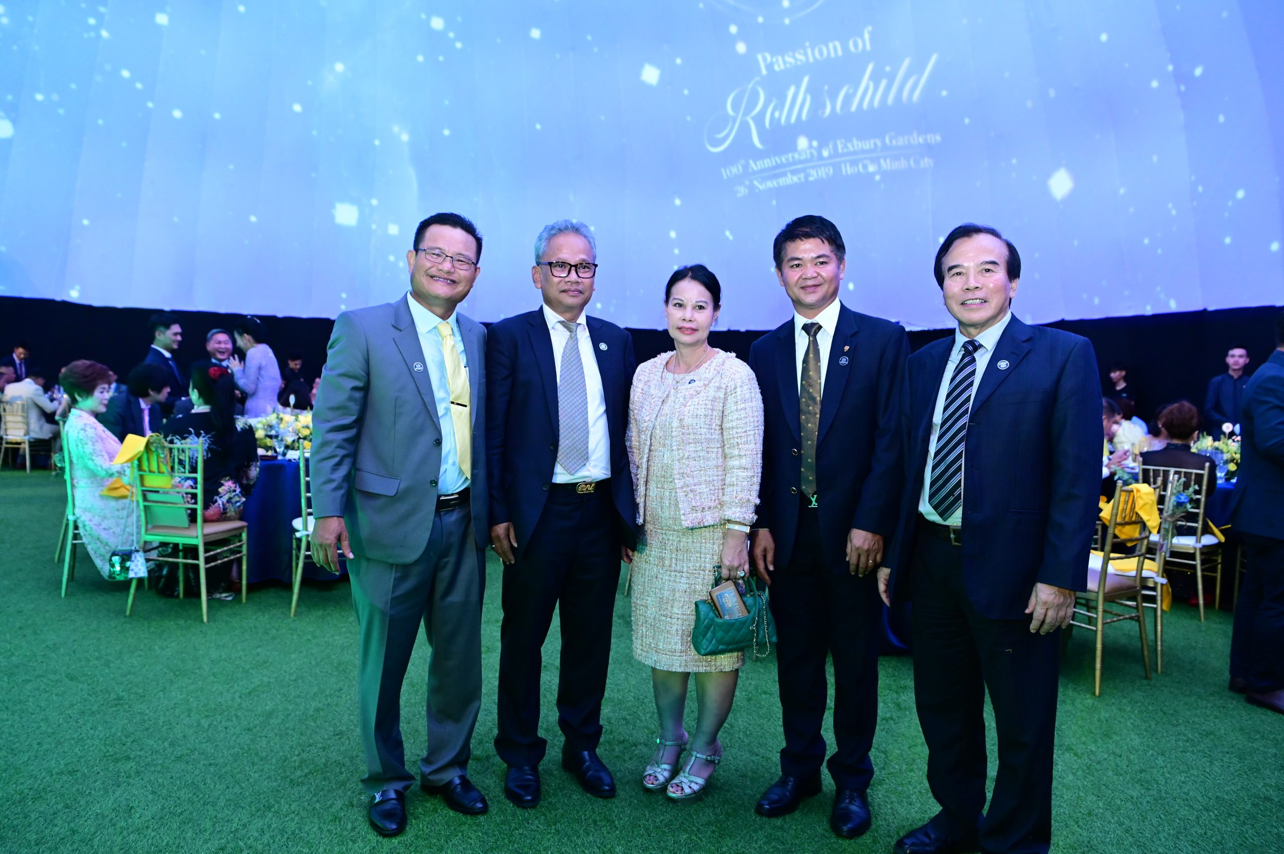 Lina 2nd Concert: Passion of Rothschild 2019 in Ho Chi Minh City
