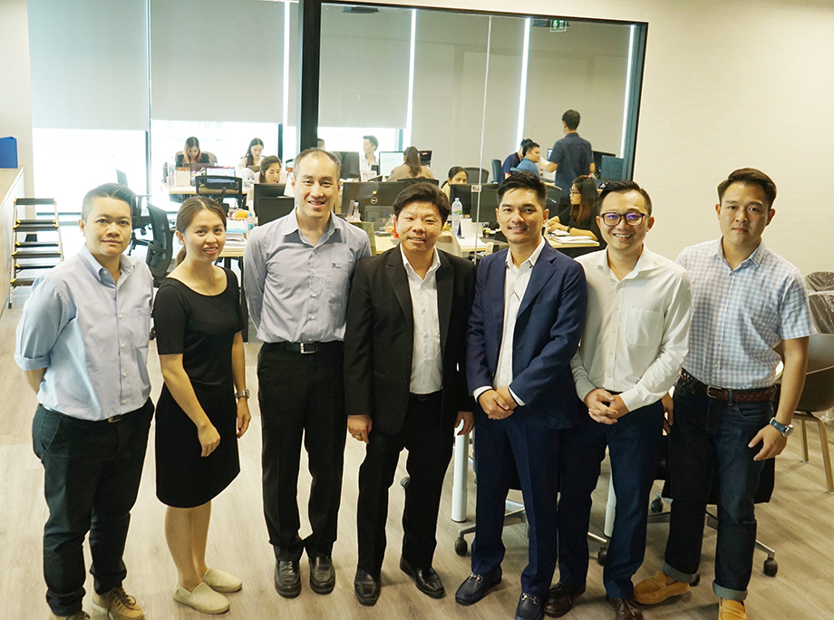Lina Network and GS1 Thailand shake the hand for bringing Barcode into new level
