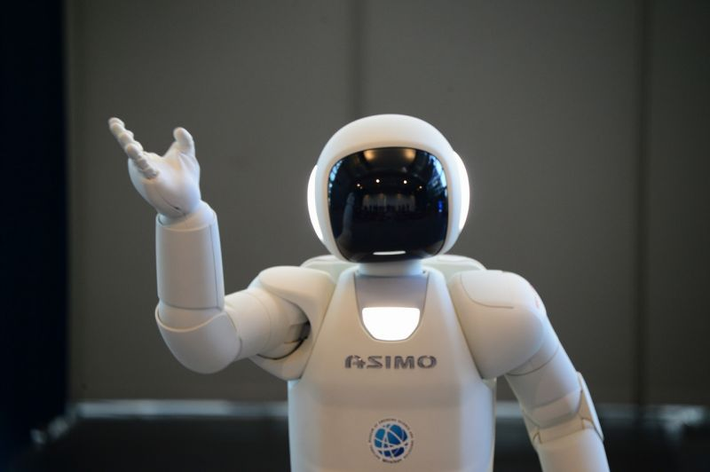 Asimo Robot from Honda