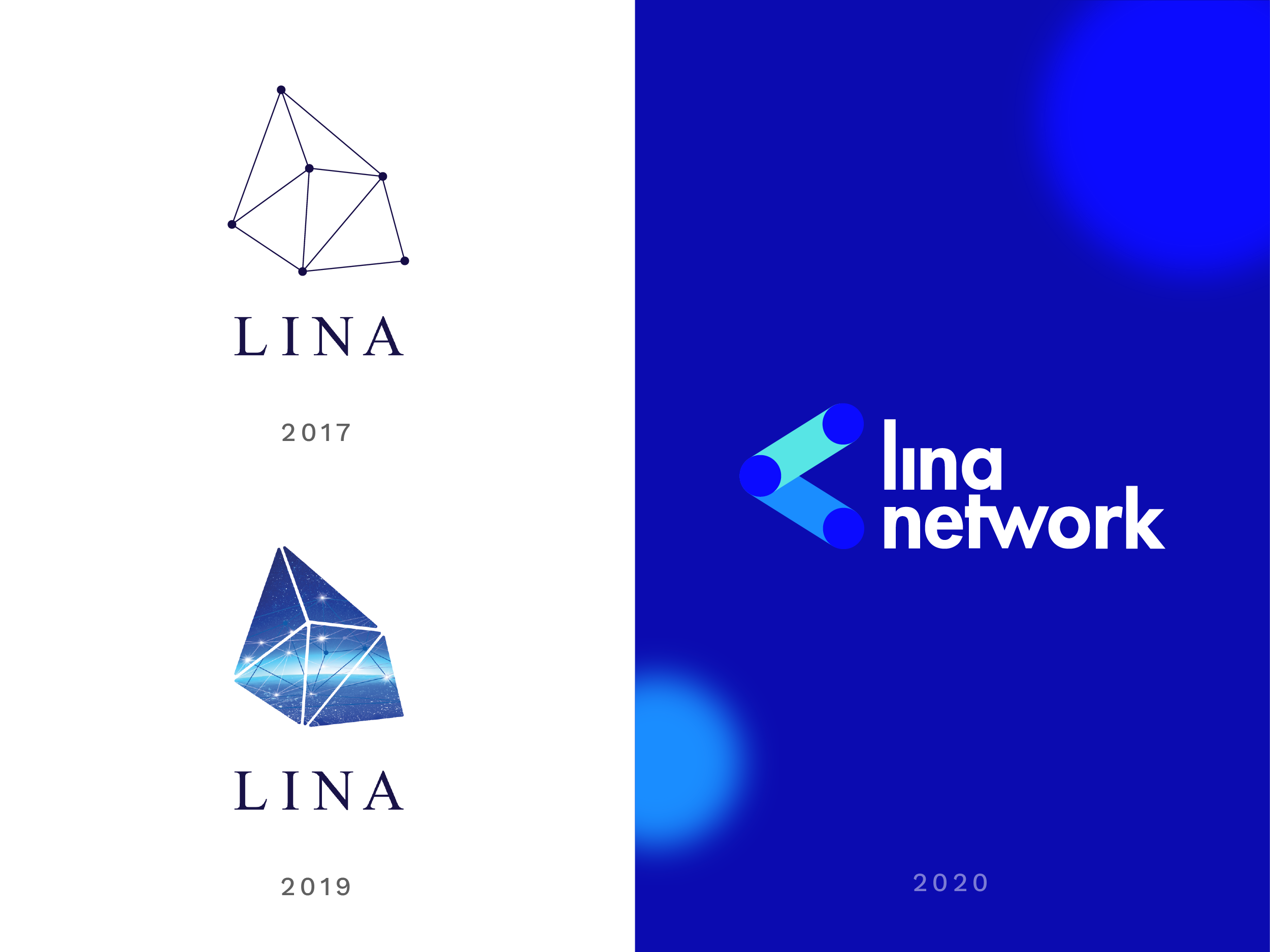 Lina Network launched new brand identity