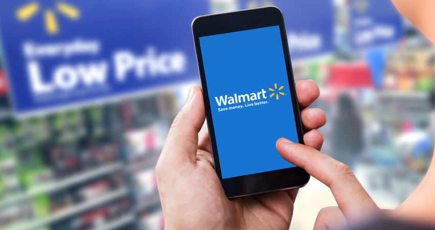 "The ""giant"" Walmart apply Blockchain technology to digital transformation"