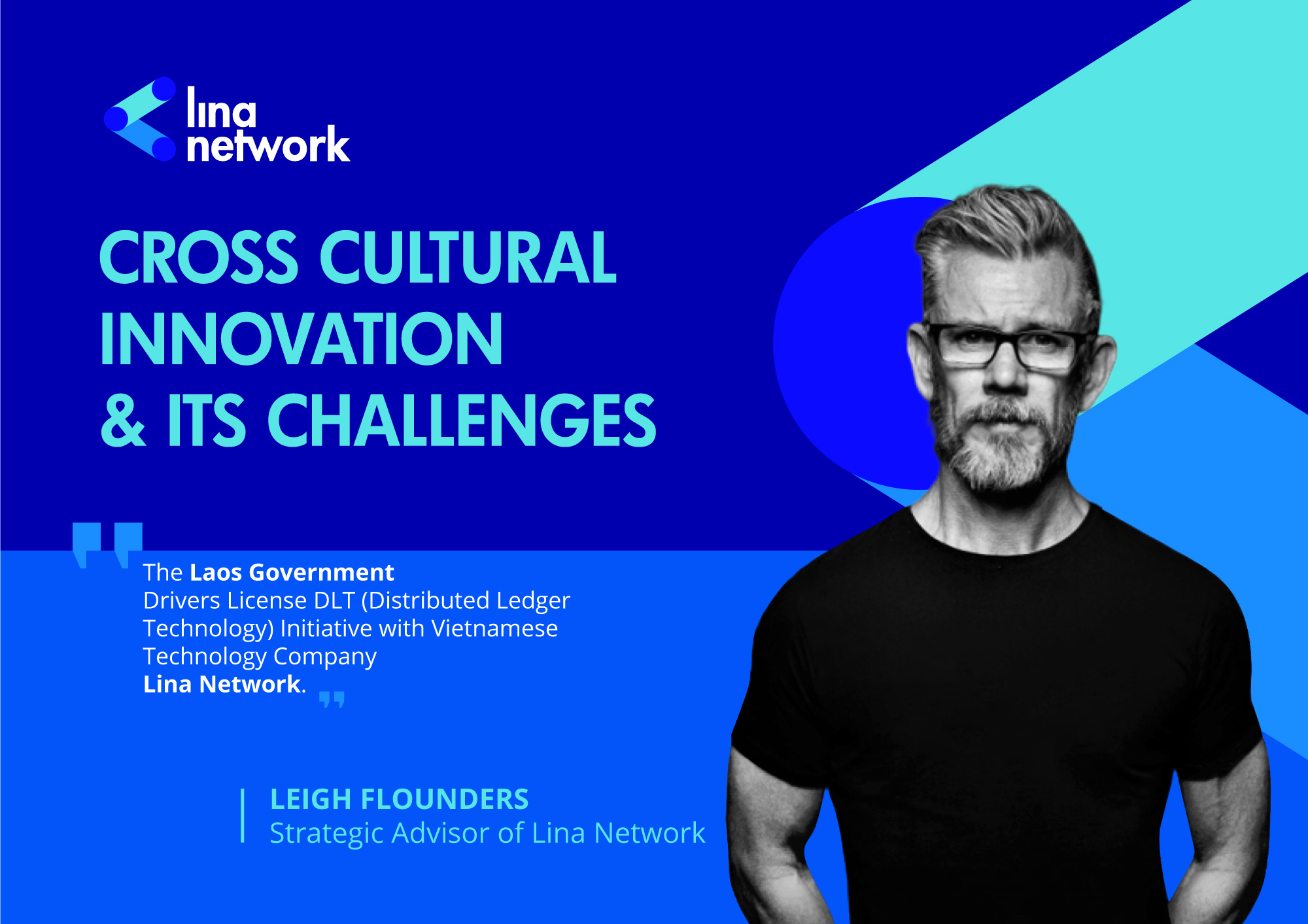 Lina Network at New Zealand future government summit 1