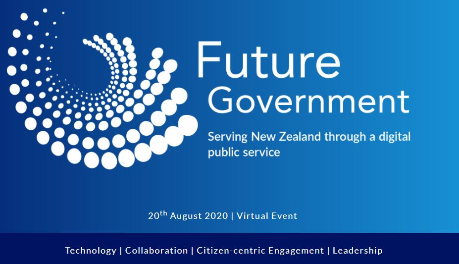 Virtual event - Future Government Summit 2020 at New Zealand